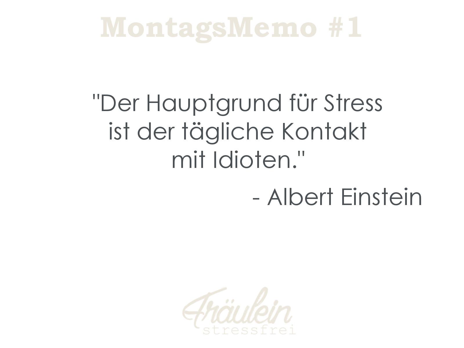 Montagsmemo-fräulein-stressfrei