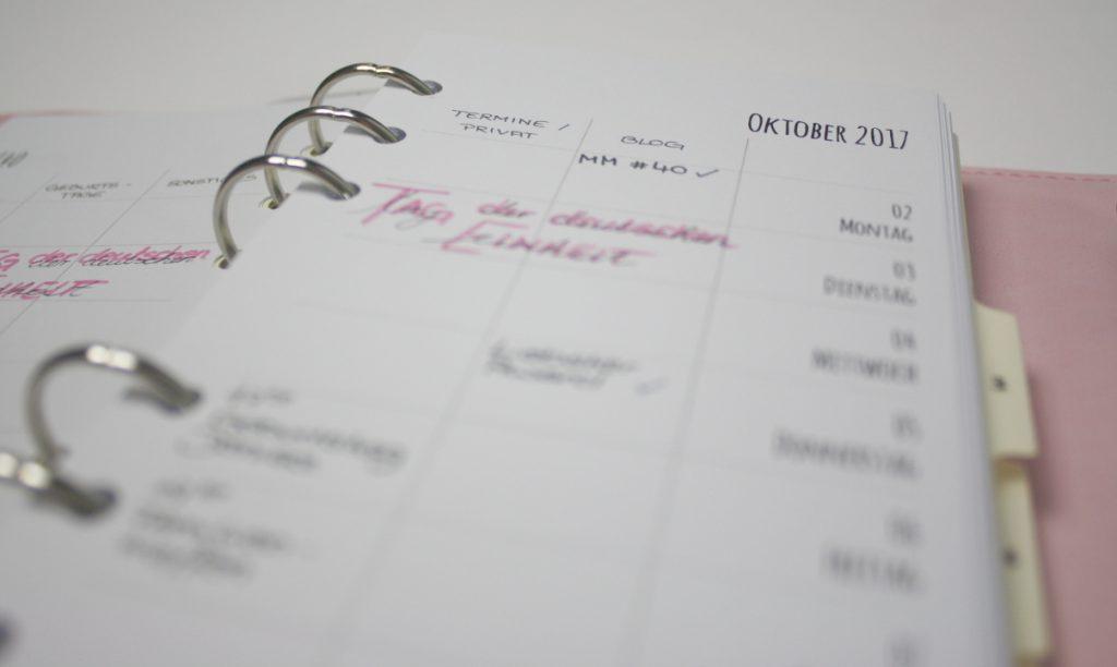 Kalendereinlagen Filofax personal Familie