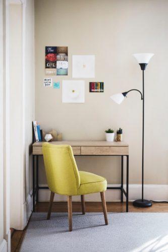 Ordentliche Wohnung - stressfreies Leben