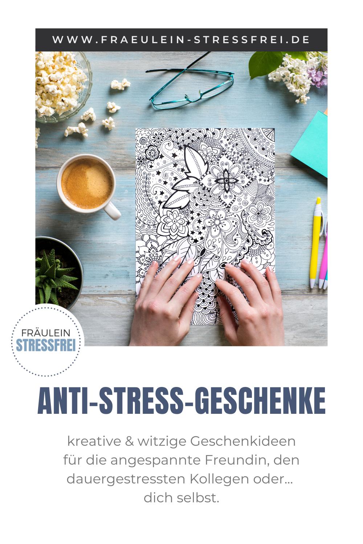 Anti-Stress-Gadgets - Geschenkideen für weniger Stress im Alltag