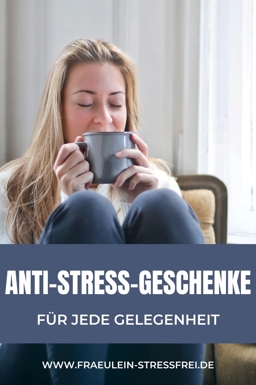Anti-Stress-Geschenke für deine Freundin, gestresste Kollegen oder dich selbst