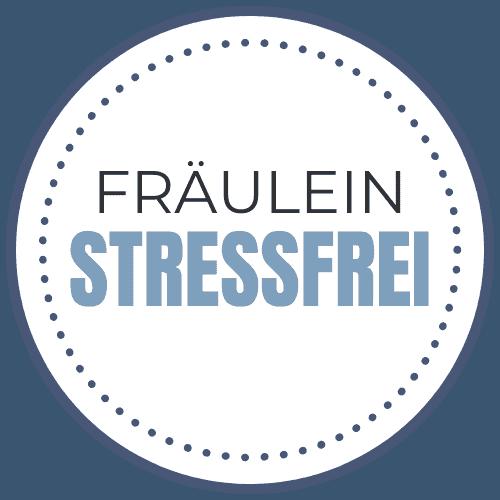 Logo Fräulein Stressfrei Instagram