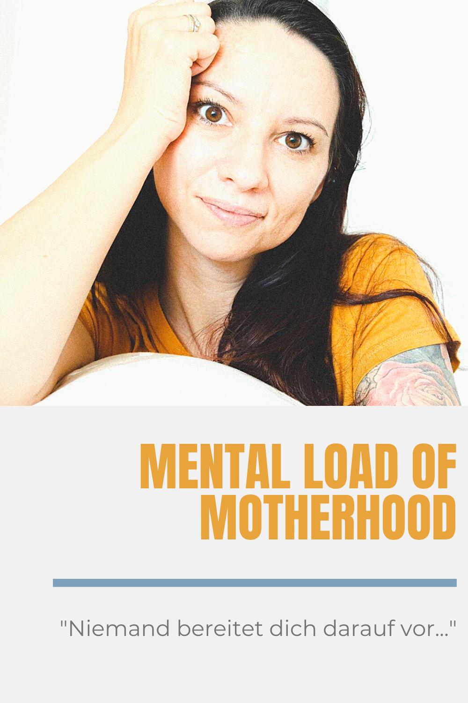 Mental Load of Motherhood Nina von Plansmeetlife gibt Tipps gegen die Überforderung der Frauen und speziell Mütter im Alltag
