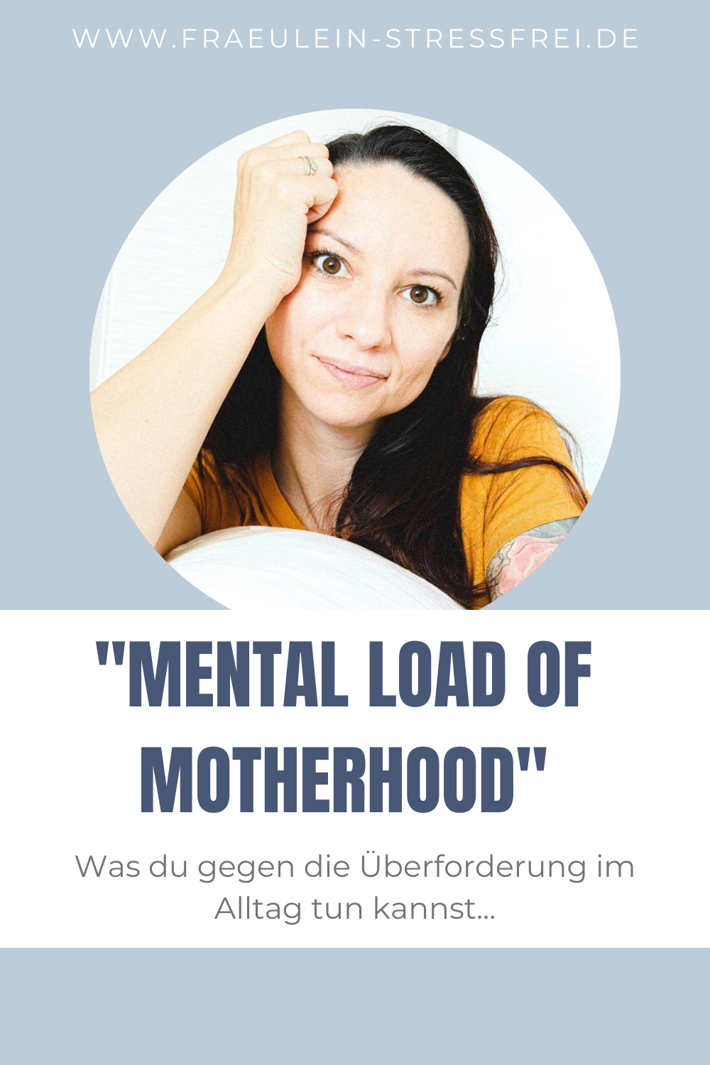 Mental Load of motherhood