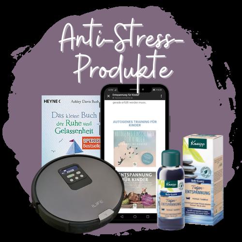 Anti Stress Geschenkideen für gestresste Menschen - stressfrei Leben mit etwas Hilfe im Alltag - Geschenke für gestresste Frauen, Mamas, Freunde oder Kollegen. Stressfrei Leben mit ein bisschen Unterstützung im Alltag